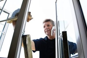 upvc-frame-cleaning